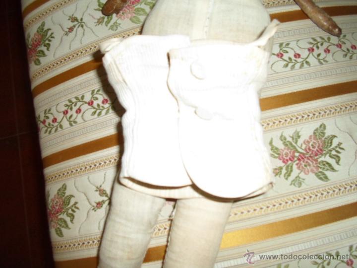 Muñecas Porcelana: Maniquí del SXIX- posiblemente Inglesa - Foto 22 - 40031199