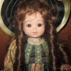 Muñecas Porcelana: MUÑECA DE PORCELANA,SELLADA,AÑOS 90. Lote 41620776