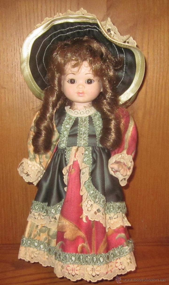 Muñecas Porcelana: MUÑECA DE PORCELANA,SELLADA,AÑOS 90 - Foto 2 - 41620776