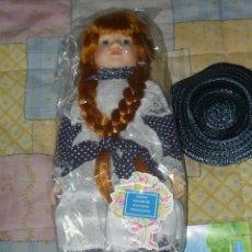 Muñecas Porcelana: MUÑECA DE PORCELANA. Lote 41672147