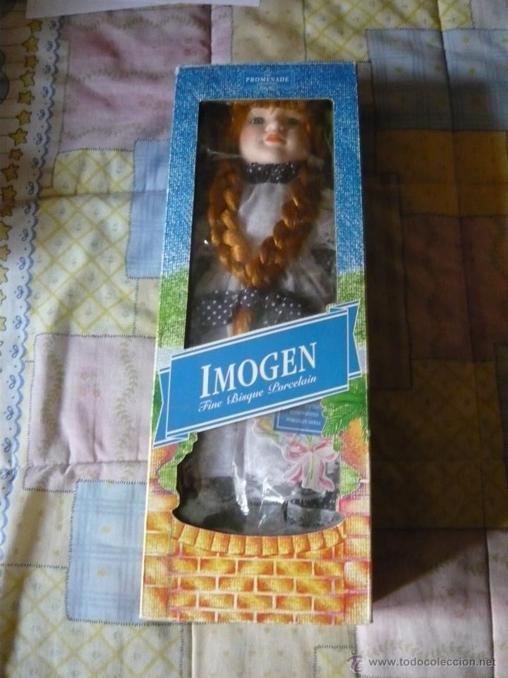Muñecas Porcelana: MUÑECA DE PORCELANA - Foto 2 - 41672147