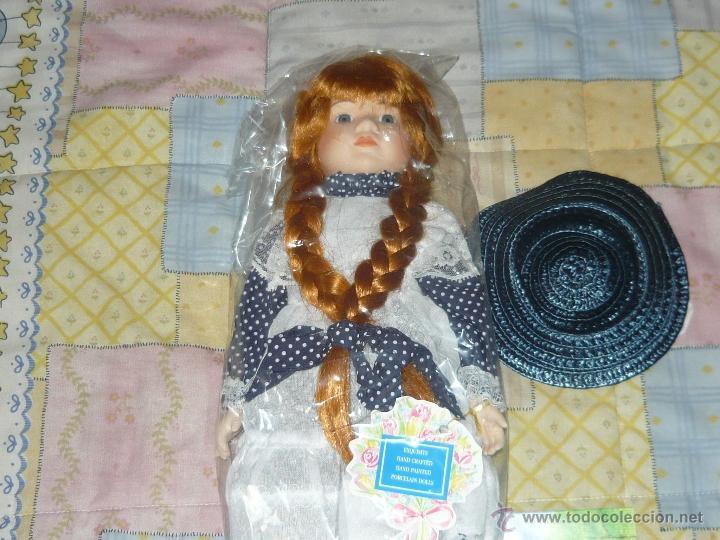 Muñecas Porcelana: MUÑECA DE PORCELANA - Foto 4 - 41672147