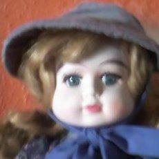 Muñecas Porcelana: ANTIGUA MUÑECA DE PORCELANA VICTORIANA . PRIMERA MITAD SIGLO XX. Lote 42006039