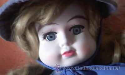 Muñecas Porcelana: Antigua muñeca de porcelana Victoriana . Primera mitad siglo XX - Foto 3 - 42006039