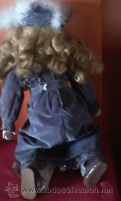 Muñecas Porcelana: Antigua muñeca de porcelana Victoriana . Primera mitad siglo XX - Foto 5 - 42006039