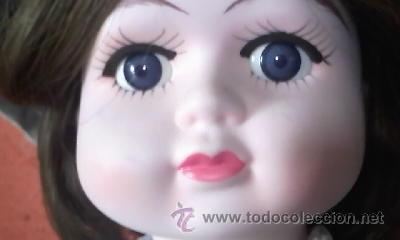 Muñecas Porcelana: Antigua muñeca de porcelana Victoriana . Primera mitad siglo XX. CHICO. - Foto 5 - 42006737