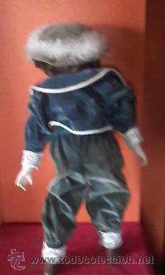 Muñecas Porcelana: Antigua muñeca de porcelana Victoriana . Primera mitad siglo XX. CHICO. - Foto 6 - 42006737