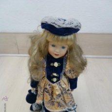 Muñecas Porcelana: LOTE DE MUÑECAS DE CABEZA DE PORCELANA ANTIGUAS. Lote 42065127