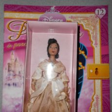 Muñecas Porcelana: PRINCESAS DISNEY DE PORCELANA MUÑECA Y FASCICULO Nº12 POCAHONTAS . Lote 42380982