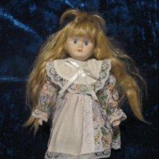 Muñecas Porcelana: MUÑECA PORCELANA 30CM. Lote 42420357
