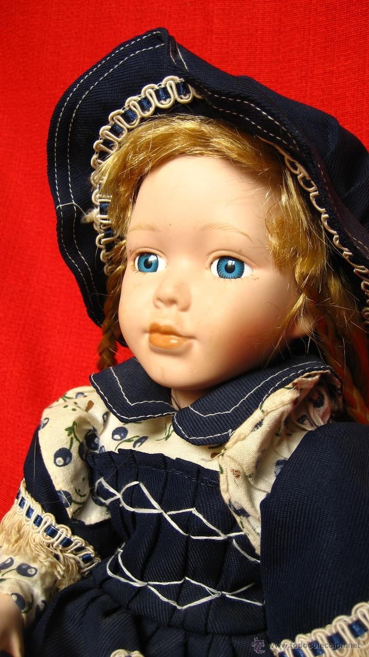 Muñecas Porcelana: PRECIOSA MUÑECA DE PORCELANA - Foto 2 - 43015005