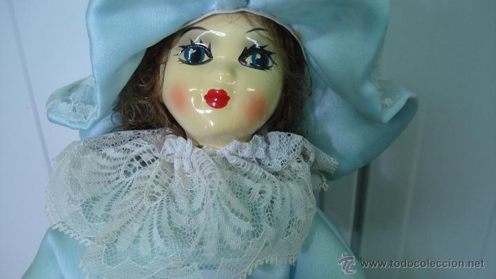 Muñecas Porcelana: (nº71) muñeca de porcelana con el cuerpo de porcelana - Foto 2 - 43658173