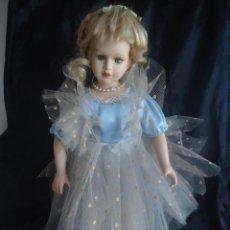 Muñecas Porcelana: PRECIOSA MUÑECA BAILARINA DE PORCELANA. MUÑECA BAILARINA PORCELANA. Lote 37457101