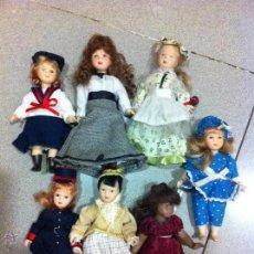 Muñecas Porcelana: MUÑECAS DE PORCELANA. Lote 45449974