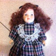 Muñecas Porcelana: MUÑECA DE PORCELANA.MUY NUEVA. Lote 45451112