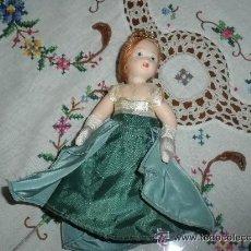 Muñecas Porcelana: MUÑECA ANTIGUA DE PORCELANA. Lote 45669181