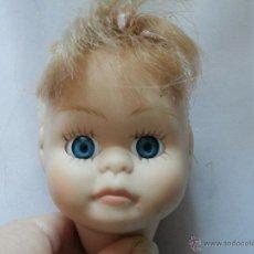 Muñecas Porcelana: CABEZA DE PORCELANA PARA REPONER LA MUÑECA. Lote 46501304