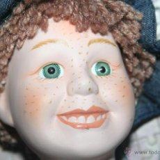 Muñecas Porcelana: MUÑECO PORCELANA . Lote 46723137