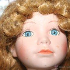 Muñecas Porcelana: MUÑECA PORCELANA . Lote 46723184