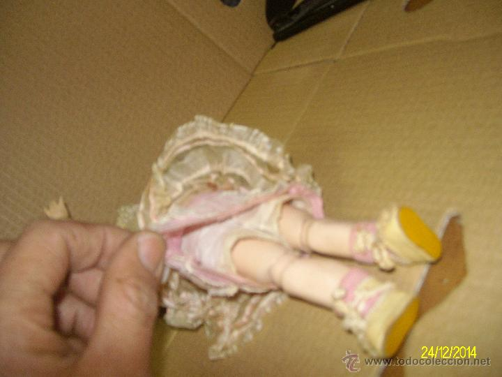 Muñecas Porcelana: Muñeca Porcelana EXTRANJERA - Foto 3 - 50038163