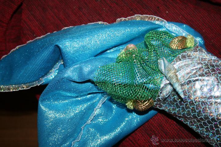 Muñecas Porcelana: preciosa muñeca de porcelana sirena - Foto 10 - 48076428