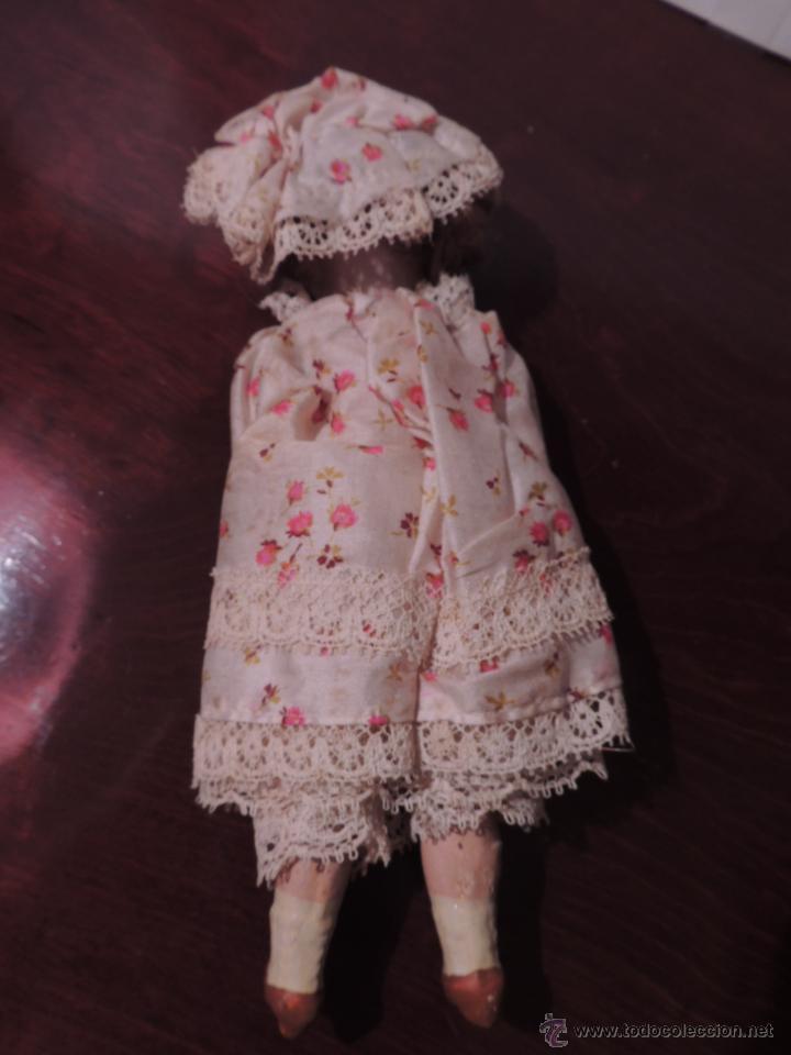Muñecas Porcelana: IMPORTANTE MUÑECA DE PORCELANA O BISCUIT CON CUERPO DE PAPIER MACHE - Foto 6 - 47513822