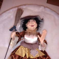Muñecas Porcelana: BRUJA DE PORCELANA DE KEIN SPIELZEUG. Lote 47580484