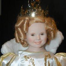 Muñecas Porcelana: SHIRLEY TEMPLE DE PORCELANA SERIE LIMITADA. Lote 47719754