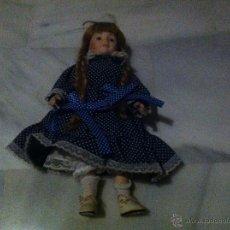 Muñecas Porcelana: MUÑECA DE PORCELANA THE PROMADE COLECION IMOGEN-A. Lote 47870422
