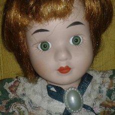 Muñecas Porcelana: MUÑECA DE PORCELANA *C 39 CMS. Lote 48208885