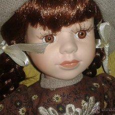 Muñecas Porcelana: MUÑECA DE PORCELANA *D 39 CMS. Lote 48208955