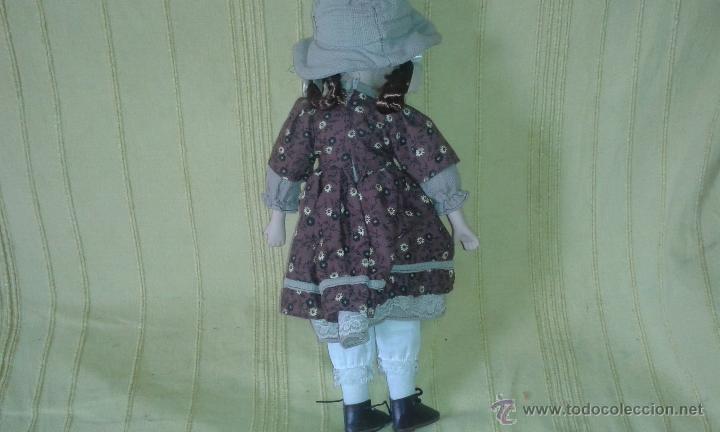 Muñecas Porcelana: MUÑECA DE PORCELANA *D 39 cms - Foto 3 - 48208955
