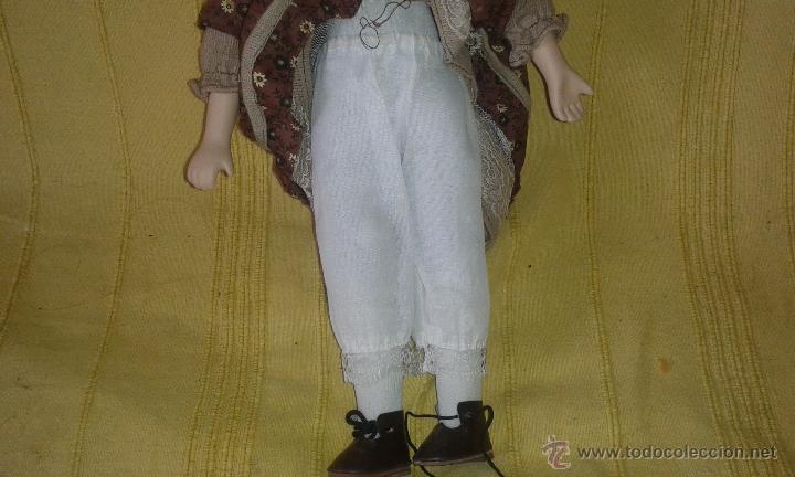 Muñecas Porcelana: MUÑECA DE PORCELANA *D 39 cms - Foto 9 - 48208955