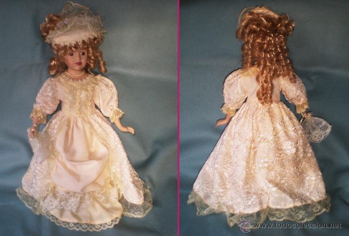 Muñecas Porcelana: Anverso y reverso - Foto 2 - 48324009