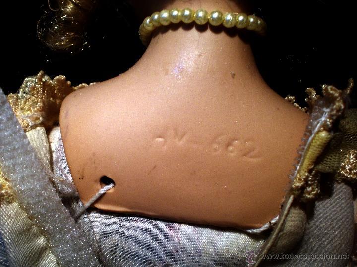 Muñecas Porcelana: Marca en espalda Nª y letra. - Foto 5 - 48324009