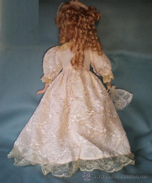 Muñecas Porcelana: Visto por detras - Foto 6 - 48324009
