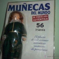 Muñecas Porcelana: MUÑECAS DEL MUNDO DE PORCELANA , Nº 56 IRLANDA. Lote 48352997