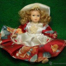 Muñecas Porcelana: MUÑECA DE PORCELANA PEQUEÑA 11 CM.. Lote 49233068
