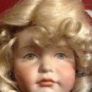 Muñecas Porcelana: MUÑECA DE PORCELANA / CUERPO ARTICULADO / BALANCÍN /. Lote 49856695