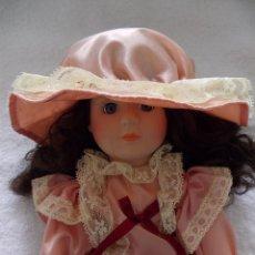 Muñecas Porcelana: MUÑECA PORCELANA NATASHA THE CLASSIQUE COLLECTION. Lote 50020486