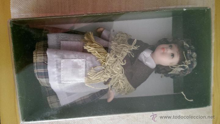 Muñecas Porcelana: MUÑECAS CUERPO COMPLETO EN PORCELANA , COLECCION 3 UNIDADES. NUEVOS - Foto 3 - 50135578