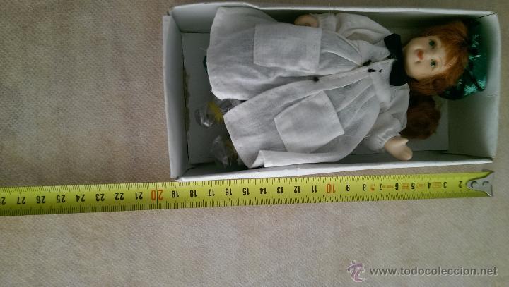 Muñecas Porcelana: MUÑECAS CUERPO COMPLETO EN PORCELANA , COLECCION 3 UNIDADES. NUEVOS - Foto 6 - 50135578