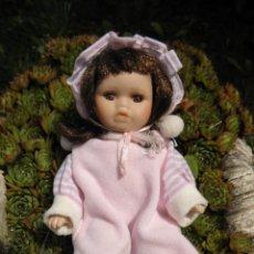 Muñecas Porcelana: MUÑECA DE PORCELANA NIÑA DE 20 CM. Lote 50683013