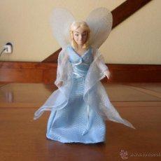 Muñecas Porcelana: MUÑECA DE PORCELANA DISNEY DE HADA MADRINA. Lote 50890475