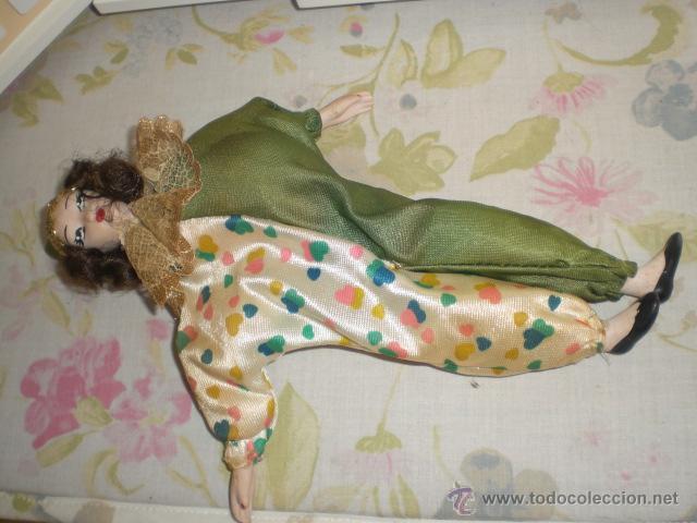 Muñecas Porcelana: ANTIGUO PAYASO DE PORCELANA DE LOS 70/80 - Foto 3 - 50913835