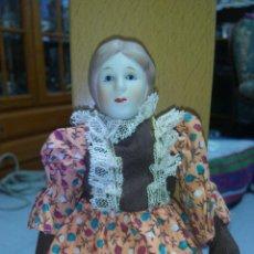 Porzellan-Puppen - MUÑECA abuela DE PORCELANA DE COLECCIÓN ARTICULADA..RUSS COLLECTIBLE PORCELAIN DOLLS - 51122227