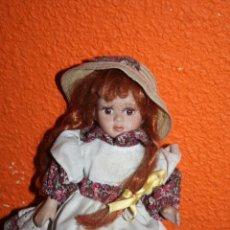 Muñecas Porcelana: MUÑECA PORCELANA. Lote 51478633