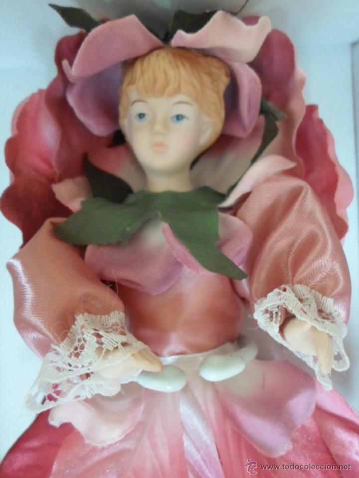 Muñecas Porcelana: HADA DE PORCELANA - ESTILO VICTORIANO - Foto 2 - 51487659