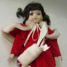Muñecas Porcelana: MUÑECA RUSA DE PORCELANA. Lote 51783959