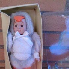Muñecas Porcelana: MUÑECO PORCELANA GOOGLY COLECCIÓN CUENTOS PLANETA DEAGOSTINI, PATITO FEO . Lote 52001516